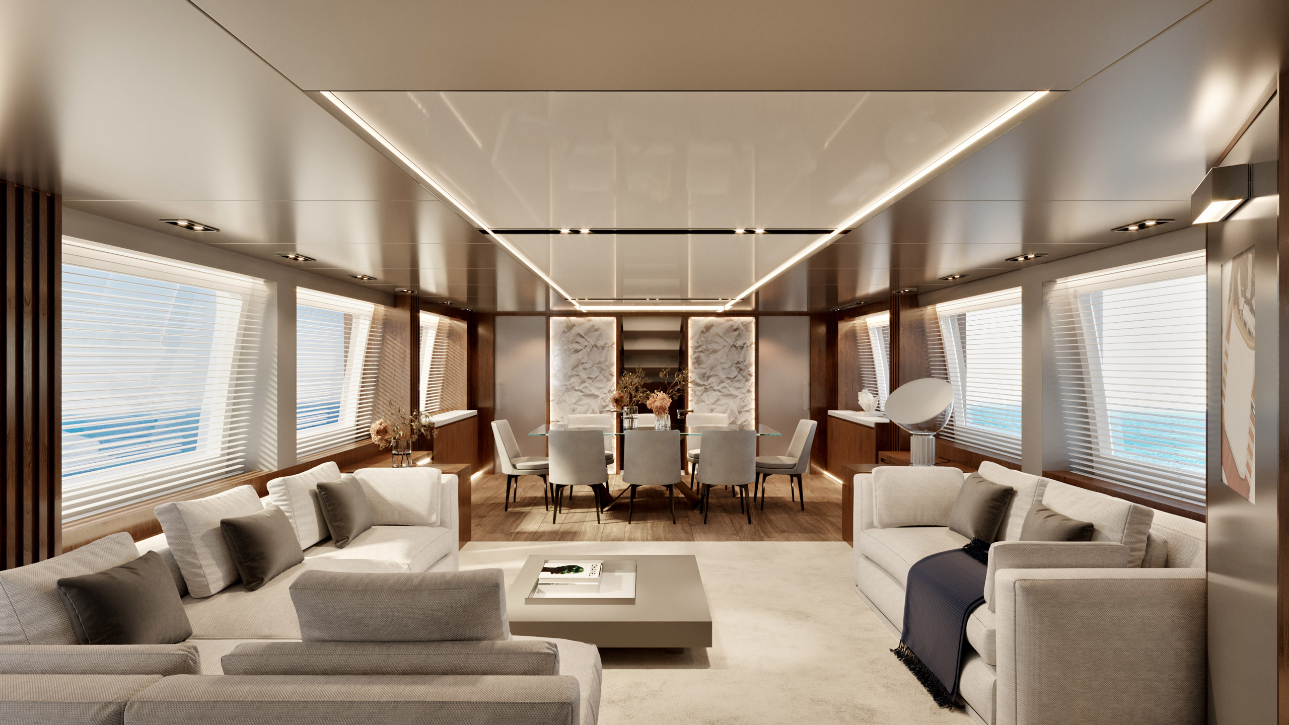 Yacht Design Amer Living